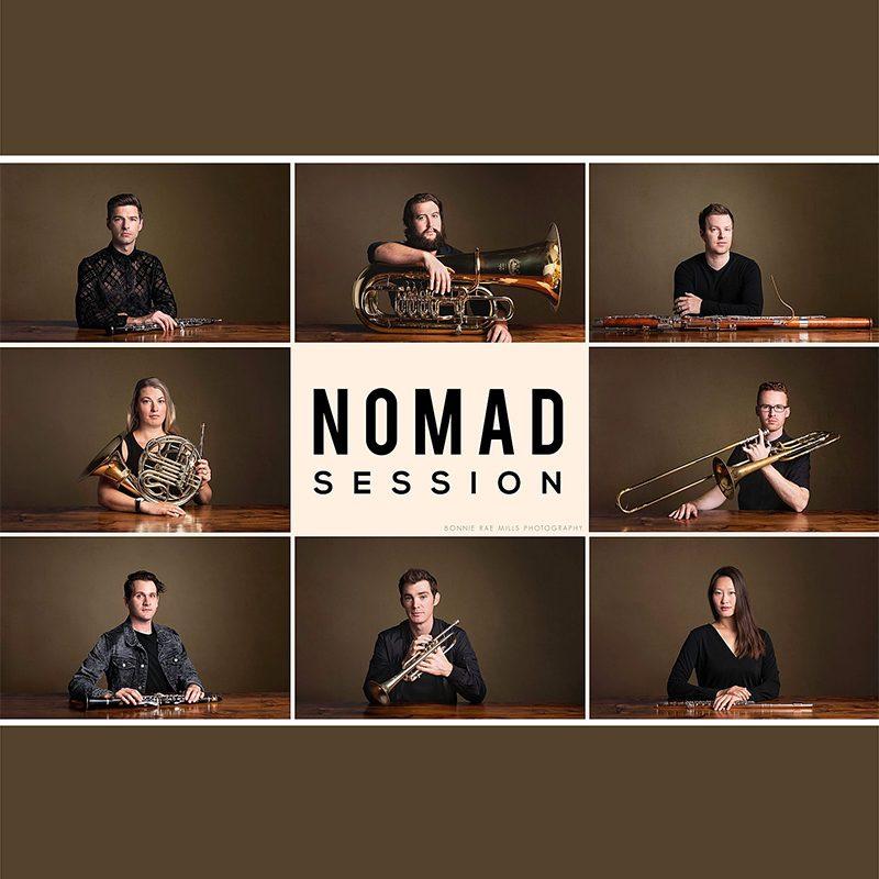 Nomad SessionSq