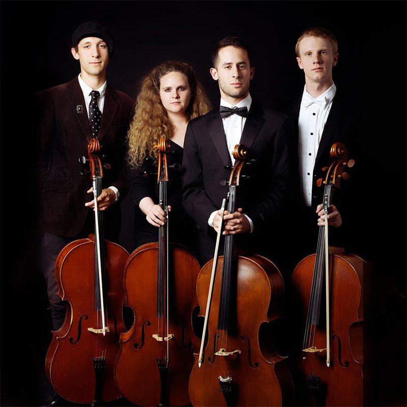 Cello Street QuartetSq