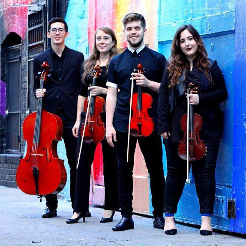Astraeus String QuartetSq